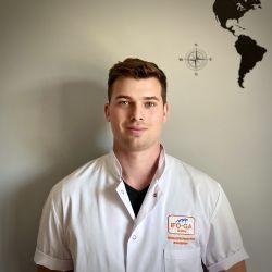 Prendre rendez-vous en ligne avec Mathieu GIRAUDO - Ostéopathe