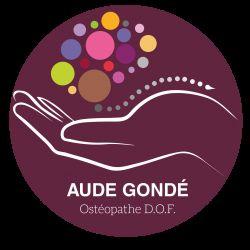 Prendre rendez-vous en ligne avec Aude Gondé - Ostéopathe