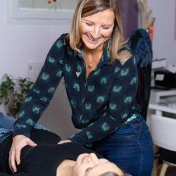 Prendre rendez-vous en ligne avec Stéphanie Mougel - Ostéopathe