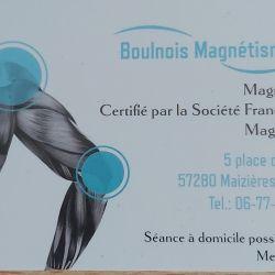 Prendre rendez-vous en ligne avec Nicolas BOULNOIS - Magnétiseur